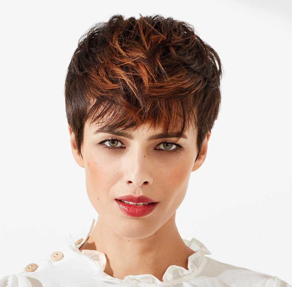 Nuevos cortes de pelo corto