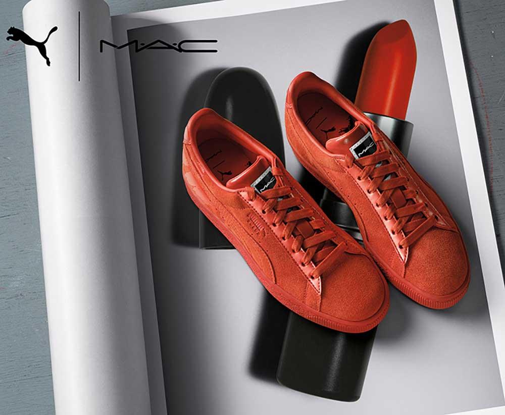 buscar original nueva temporada ofertas exclusivas MAC X Puma: zapatillas inspiradas en los más famosos ...