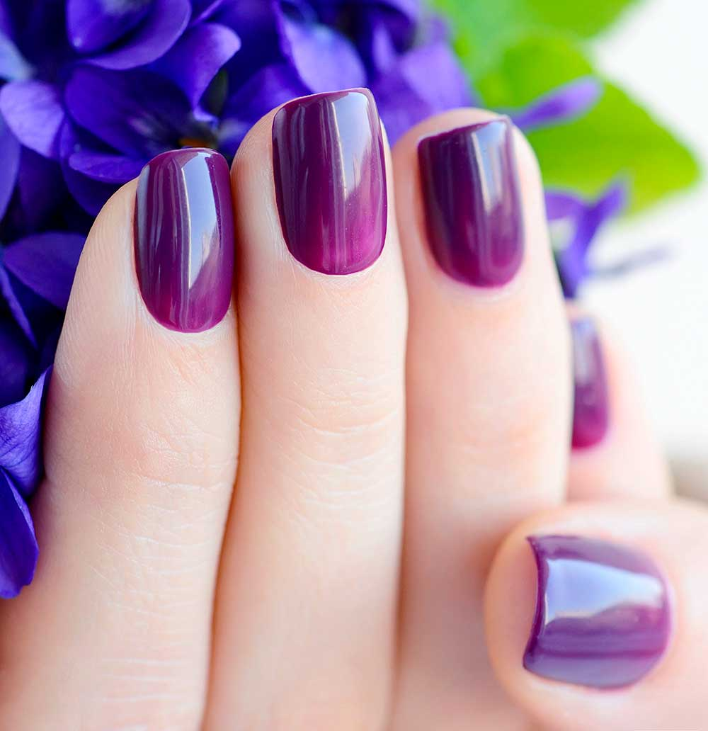 Uñas De Gel Y Nail Art Tendencias 2018 Ideas Originales Khalphora
