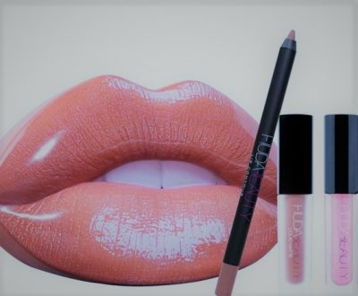 Huda Beauty Kit: labiales en tonos mate