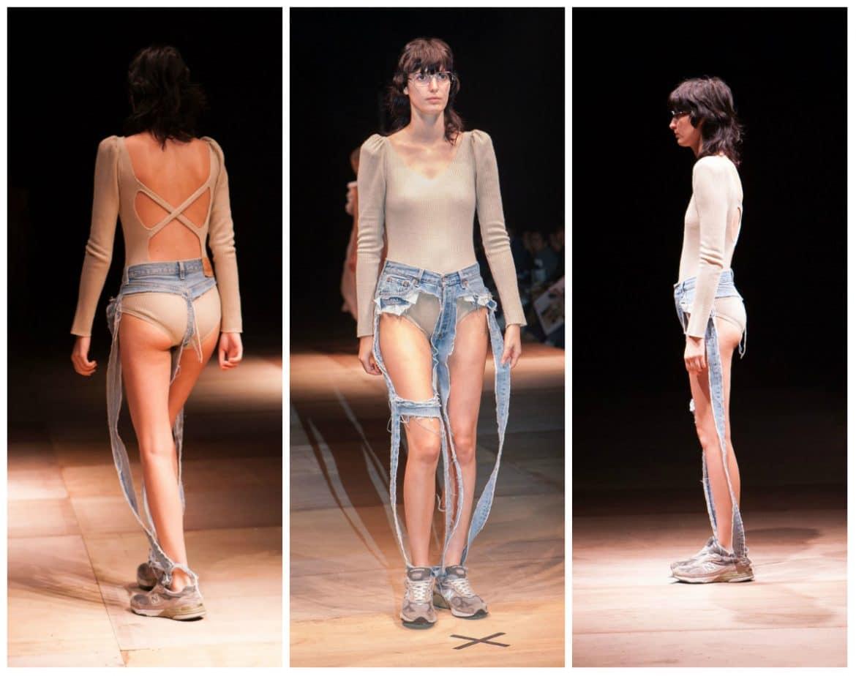 Imagen Amazon Fashion Week en Tokio.