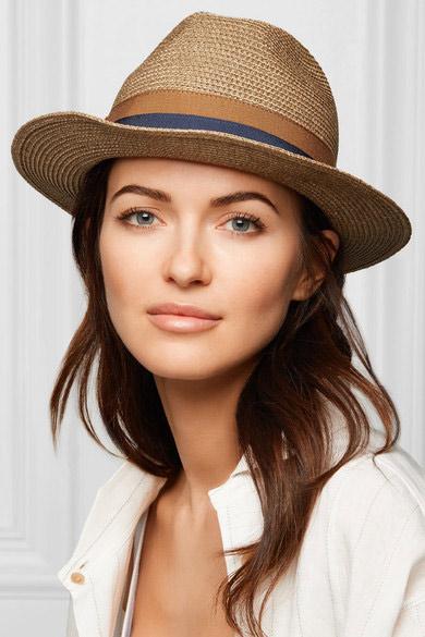16 Sombreros de Paja para Usar en la Playa…y en la Ciudad