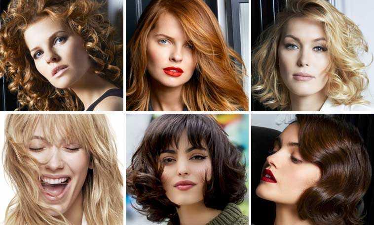 Imagenes de cortes de cabello media melena
