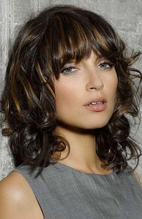 30 Cortes Y Peinados Fáciles Para Cabello Rizado Khalphora