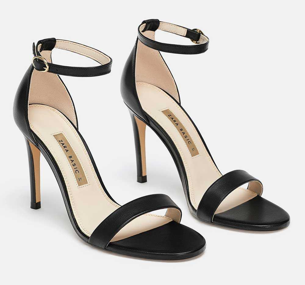 Coleccion De Zapatos Primavera Verano 2019 De Zara Khalphora