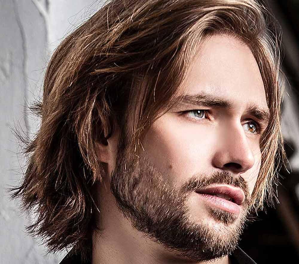 Cortes de pelo largo de hombres: cortes hermosos para ser ...