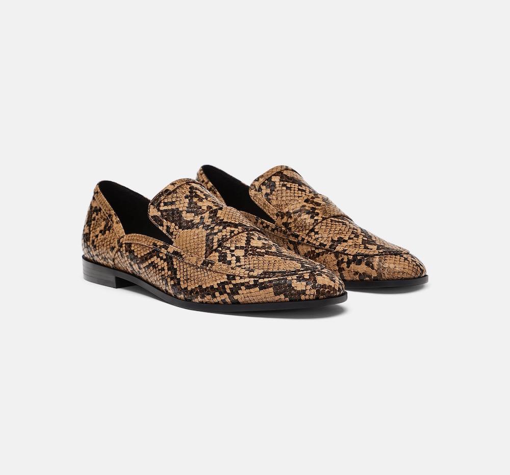 bf7045ce543 Tendencias de de de calzados con estampados de animales. Khalphora 61f3be